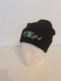 Wintermütze - schwarz oder grün
