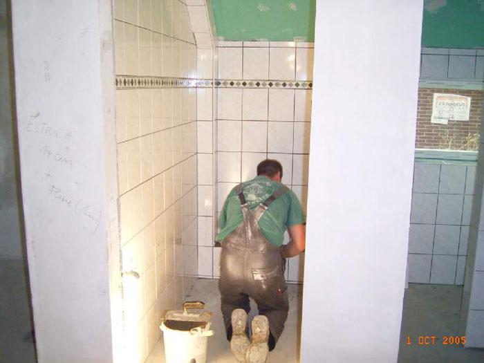 ... und kein fürn sanitären Bereich!